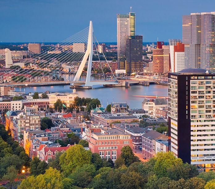 Rotterdam DevOps Center