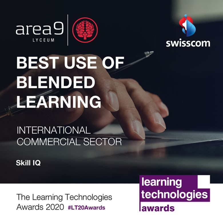 Area 9 Blended Learning