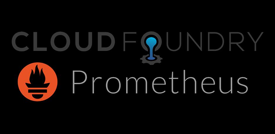 Logos Cloud Foundry and Prometheus