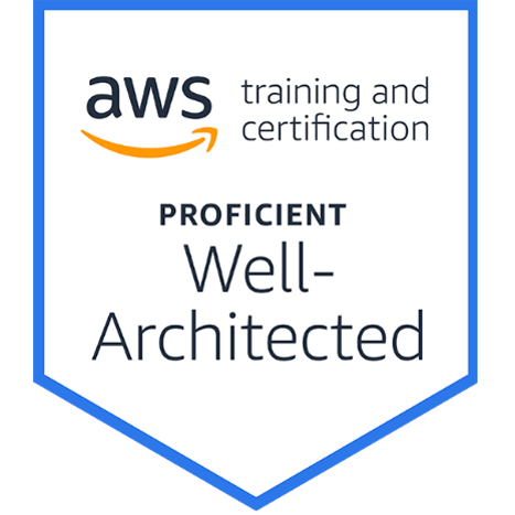 Logo AWS Well Architected