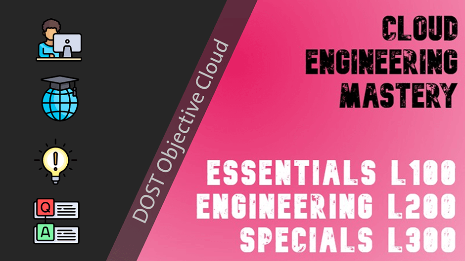 Clound engineering mastery