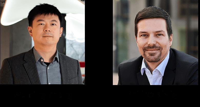 Portraits Zhang und Kisling