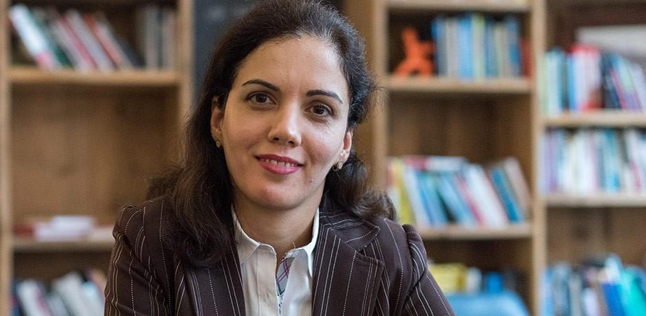 Portait Fatemeh Borran
