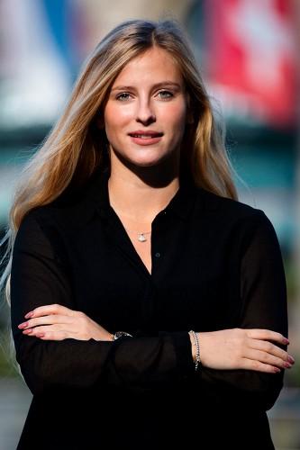Leonie Flückiger, CTO, Adresta
