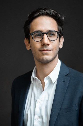 Matthias Egli, Co-CEO & Sales Ormera