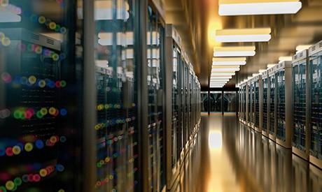 managed backup serverraum, daten, server oder mailboxen sichern