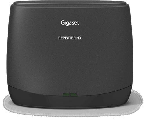 Swisscom Gigaset Repeater HX: Tasten und Funktionen