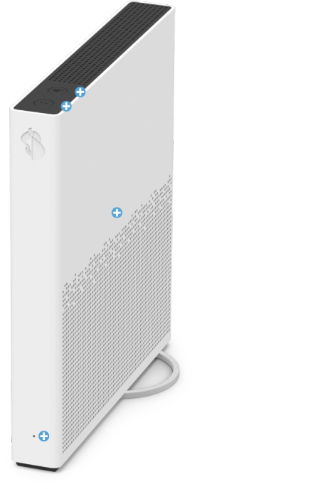 Swisscom Internet-Box 3 - Vorderseite