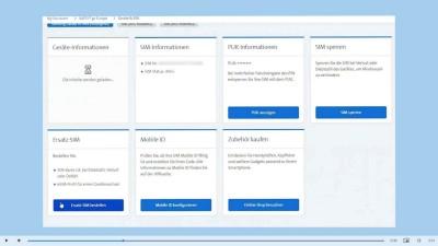 SIM ersetzen in My Swisscom