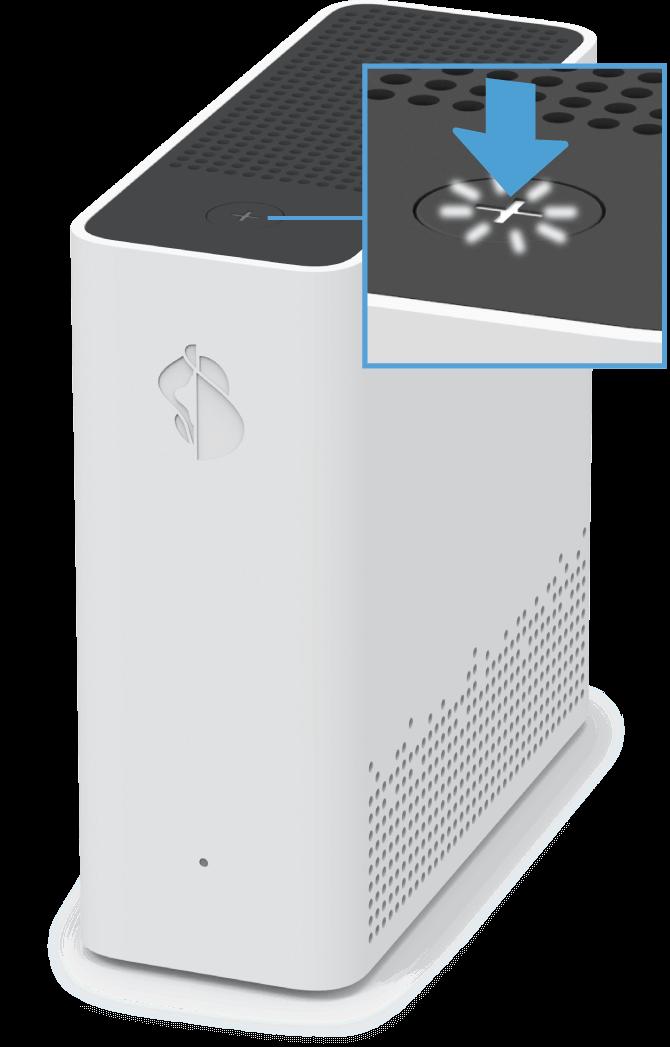 Swisscom WLAN-Box platzieren - Verbinden mit Internet-Box
