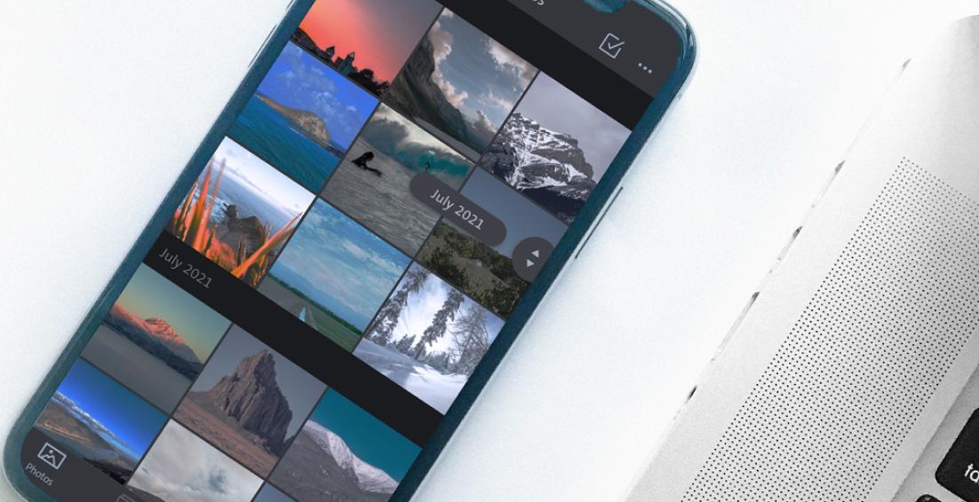 Bilder, Videos und Daten