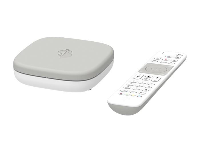 Swisscom TV Box mit Fernbedienung