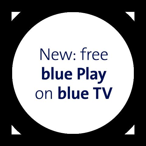 Neu: blue Play kostenlos auf blue TV