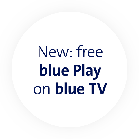 New: free blue Play on blue TV