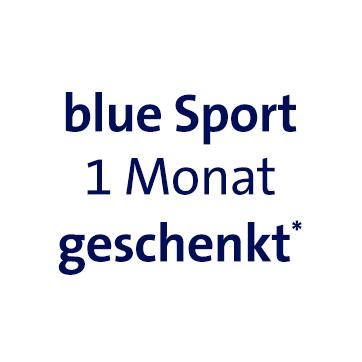 Swisscom blue TV - blue Sport geschenkt