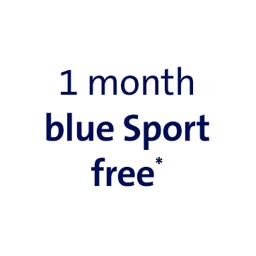 Swisscom blue TV - Sport for free