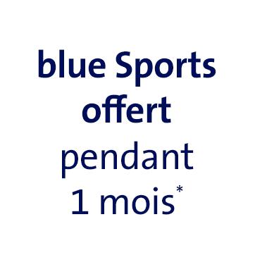 Swisscom blue TV - blue Sports offert