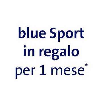 Swisscom blue TV - blue Sport in regalo