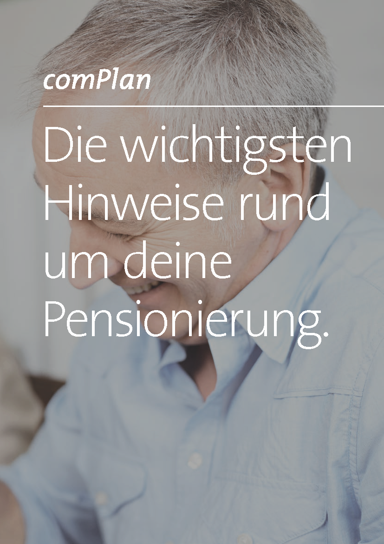 Checkliste Pensionierung Titel