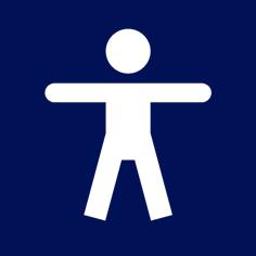 Pictogramme de personne