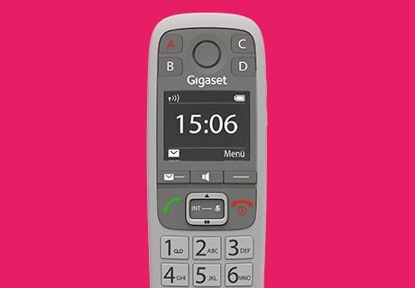 Téléphone à grandes touches