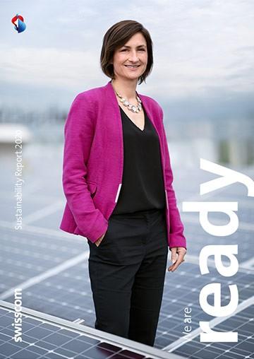Coverbild Nachhaltigkeits- und Klimaberichte