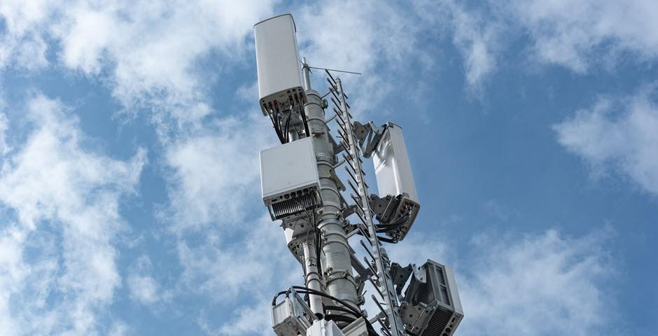 Mobile Antennen-Anlage