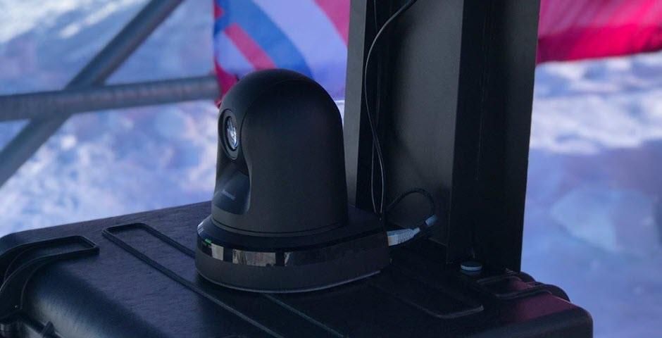 Kamera mit 5G Netz