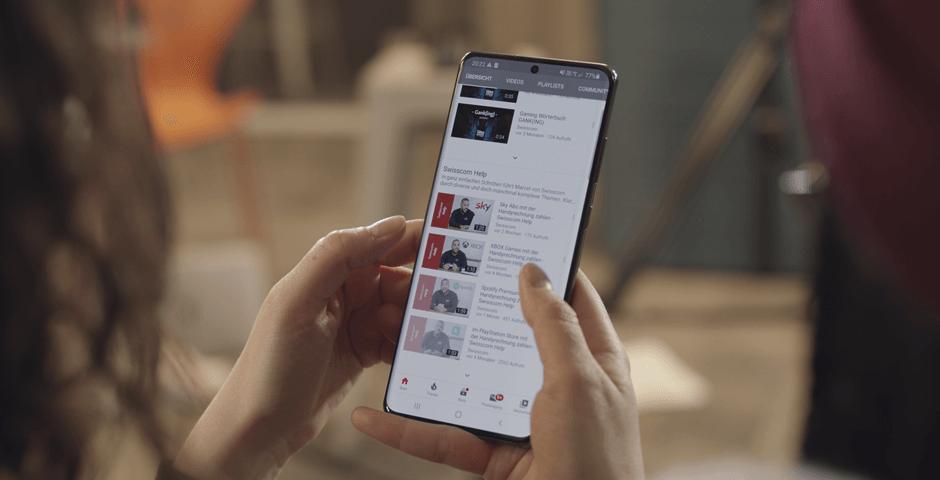 Samsung s20 et 5G