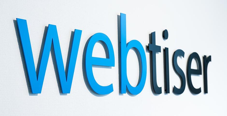 Logo Webtiser