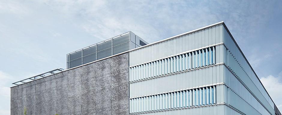 Gebäude Rechenzentrum Wankdorf