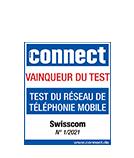 Connect Test Label