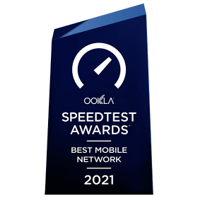 Best Mobile Network 2021