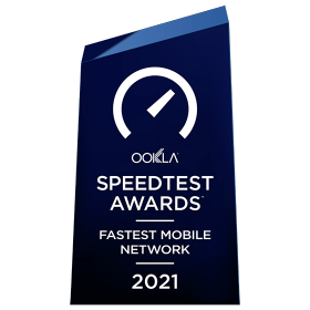 Fastest Mobile Network 2021