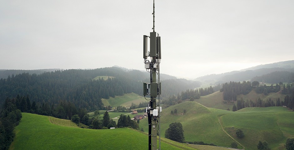 Adaptive Antenne