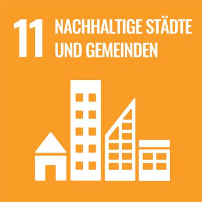 Logo nachhaltige Städte und Gemeinden