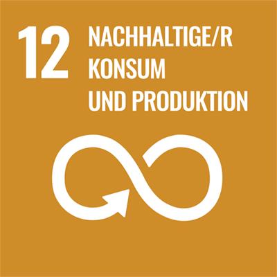 Logo nachhaltiger Konsum und Produktion