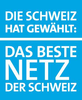 Die Schweiz hat gewählt: Das beste Nezt der Schweiz