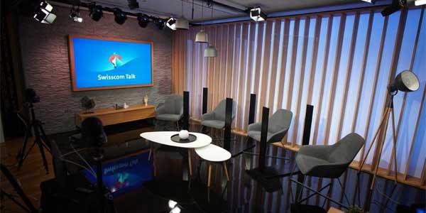 Swisscom Streaming Studio
