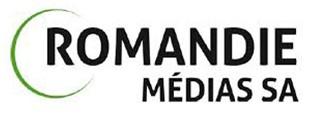 Logo Romandie Médias SA