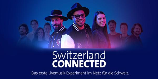 Switzerland Connected