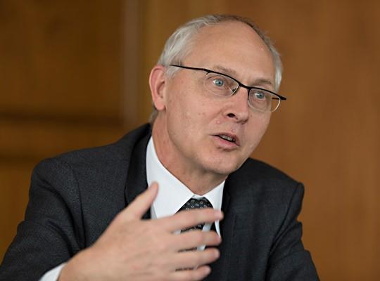 Stefan Weigelt, Verwaltungsrat bei acrevis