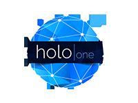 Logo holo one AG