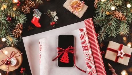 Bild: Sinnvoll schenken – zum Beispiel das alte Handy