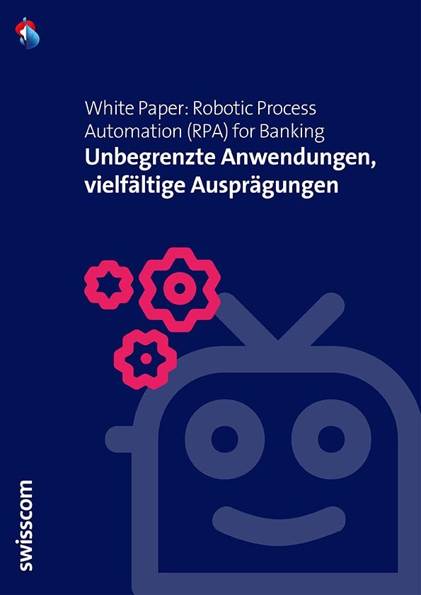 Robotic Process Automation Banking Vorschau