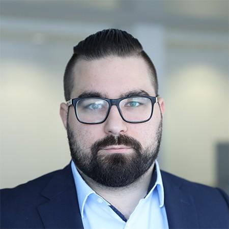 Sven Möller, Swisscom Blockchain AG