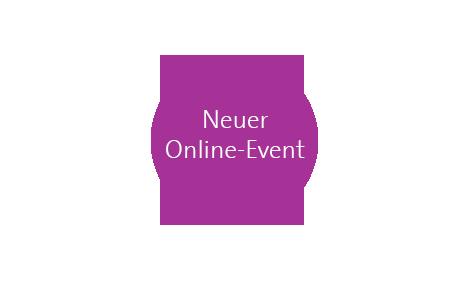 Neuer Online-Event