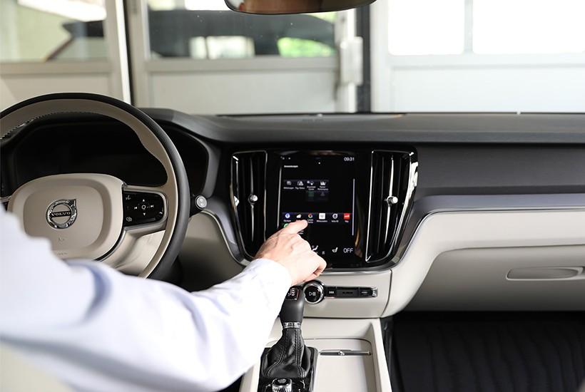 Success Story Volvo Car Switzerland AG | Swisscom