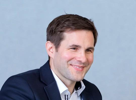 Clemens Eckert, Head of Core Banking bei Swisscom