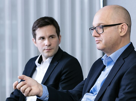 Thomas Zerndt, Geschäftsführer Business Engineering Institute St.Gallen (BEI)